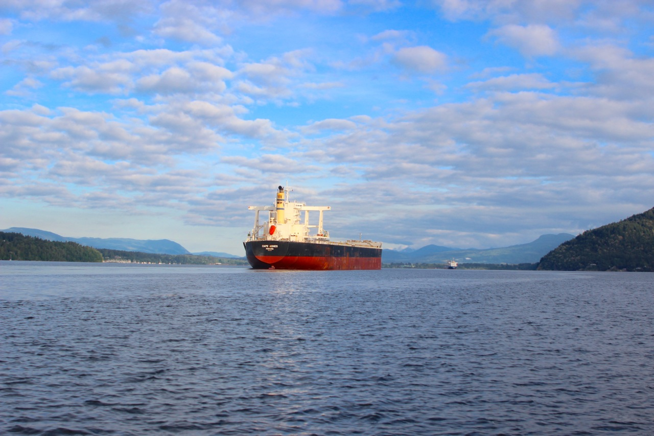 freighter-cowichan-bay